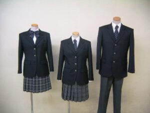 小岩高校制服